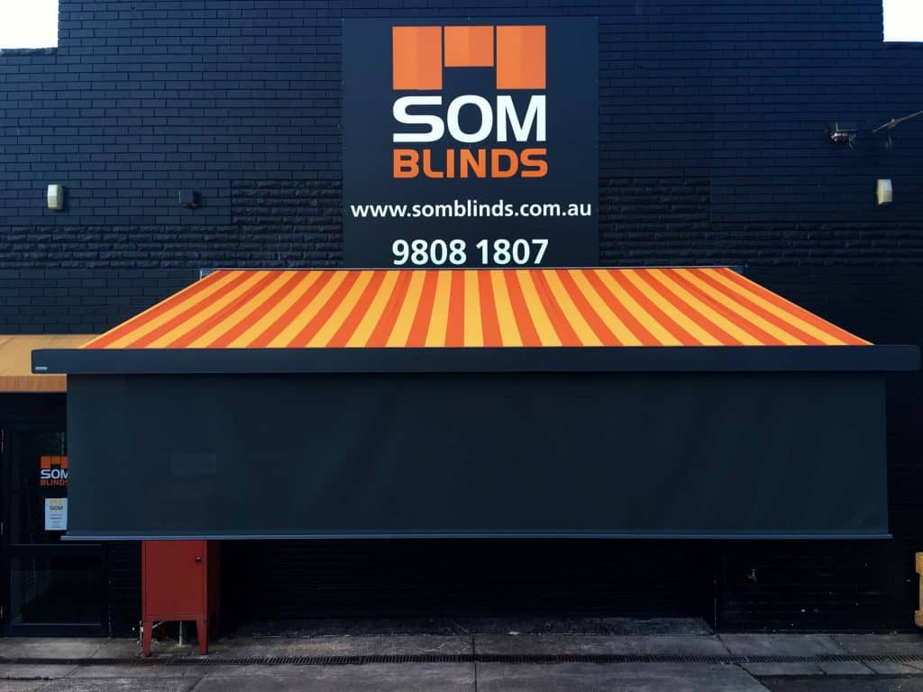 SOM Blinds Factory streetview 17 Florence St Burwood