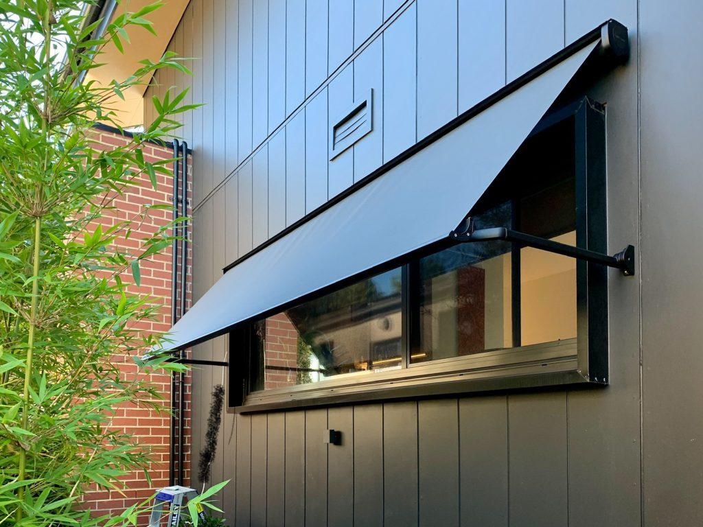 Improve energy efficient home design using External Blinds